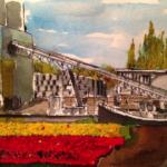 Hans Duivenvoorden toont digitaal zijn werk