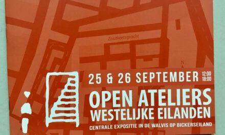 Astrid Keijser doet mee aan Open Ateliers Westelijke Eilanden Amsterdam