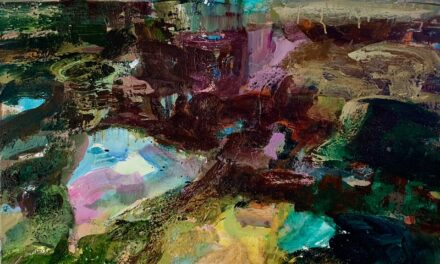 José van Waarde exposeert met 25 kunstenaars in galerie de ploegh in Amersfoort
