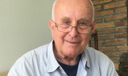 Walter van Dieren 80 jaar
