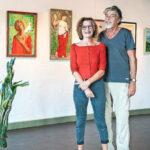 Reina de Haan en Ernst Merhottein exposeren in De Waag