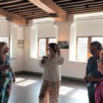 'VER-DWALEN EN ONT-MOETEN', Vernissage Waag expositie Ada Kors