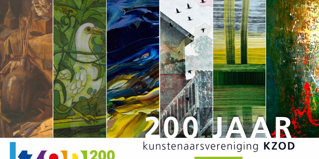 Programma boekje – 200 jaar KZOD
