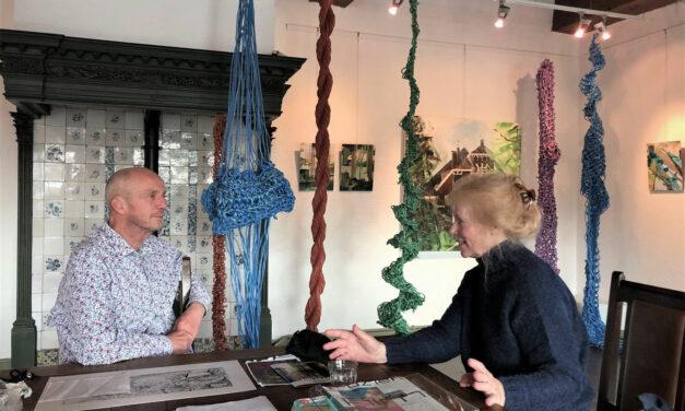 Spaarnestroom – Viering 200 jaar Kunstenaarsvereniging Kunst Zij Ons Doel is goed zichtbaar in Haarlem